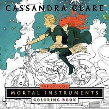 The Official Mortal Instruments Coloring Book (Paperback or Softback)