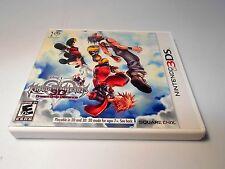 Kingdom Hearts 3D: Dream Drop Distance complete (Nintendo 3DS) xl 2ds