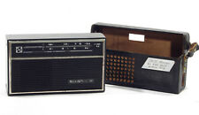 SELGA 402 Transistor Russian Portable Radio Receiver USSR 1970S Works MW AM LW