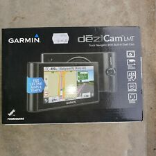 Garmin dezlCam LM GPS and DASH CAM Massive Screen *Free Map Updates*