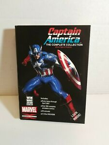 Marvel Captain America Silver Age The Complete Collection DVD-ROM Unused New