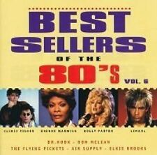 Best Sellers of the 80's 6 Dionne Warwick, Dr. Hook, Elkie Brooks, Don Mc.. [CD]