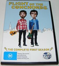 Flight of the Conchords : Season 1--- (DVD, 2008, 2-Disc Set)