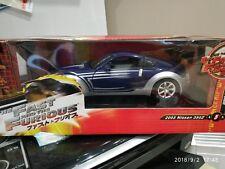 Nissan 350 Z 2003 Fast and Furious Tokyo DRIFT ERTL / Joyride en boite 1/18