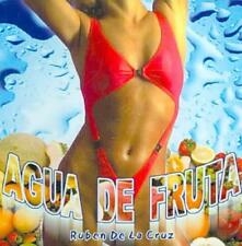 RUBEN DE LA CRUZ - AGUA DE FRUTA NEW CD