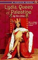 Lydia, Queen of Palestine (Puffin Book), Orlev, Uri,0140370897, Book, Good
