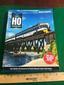 2013 Walthers HO Reference Book Good  Condition (HO37120)
