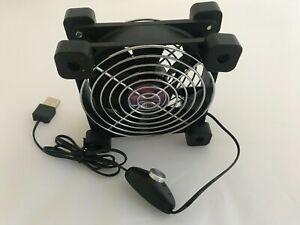 Evercool USB fan 90mm UFAN-9 (open Box)