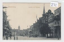 3070, Marienburg Lauben mit Rathaus tolle Straßenkarte !