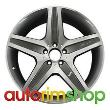 "Mercedes ML63 2009-2009 20"" Factory OEM AMG Wheel Rim"