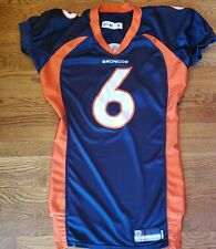 Jay Cutler 2007 Denver BRONCOS  Game Worn/ Team Issued /Vintage Jersey 2007