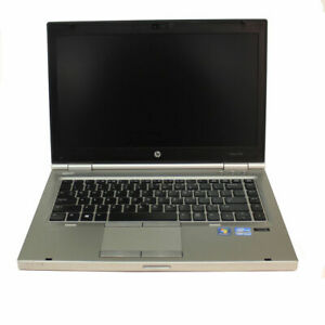 "HP EliteBook 8470p 14"" Intel Core i5 3rd GEN 8GB RAM 500GB HDD WINDOWS 10 LAPTOP"