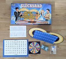 Parker Glücksrad Brettspiel Gesellschaftsspiel von 1989 - vollständig