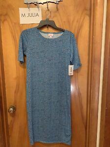 LuLaRoe Women's Size Medium Julia Dress BNWT
