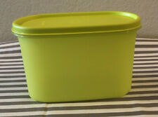Tupperware Modular Mate Oval Lime Green 1.1L / 4 Cups New