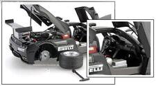BBR - 2003 Ferrari Enzo Test Monza Pirelli - Black - 1:18 #HE180023 NEW Rare