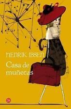 Casa de muñecas (A Doll's House ) (Spanish Edition) (Narrativa (Punto de Lectura