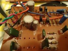 Harman Kardon 730 Stereo Receiver Parting Out  Tone Board