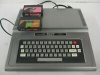 Radio Shack TRS-80 (Tandy, CoCo) Color Computer Model 26-3004A - Incl. 2 Games