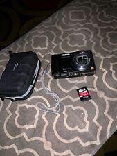 Panasonic LUMIX DMC-ZS8 14.1MP Digital Camera - Black 16gb Bundle No Charger