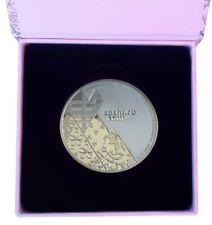 2014 Sochi Olympic Games Athlete Participation Medal With Box