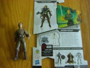 JACEN SOLO - Legacy Collection, TLC - Cardback Included