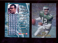 1997 CE Collectors Edge Masters RANDALL CUNNINGHAM Philadelphia Eagles Card