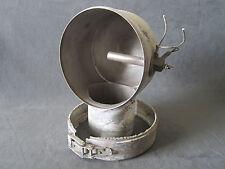 Beech Baro Beechcraft Heater Plenum, Clamp & Thermoswitch Assy, P/N 95-554038-9