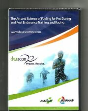 DAVE SCOTT Post Endurance Training & Racing (2006, DVD) BRAND NEW: Fitness