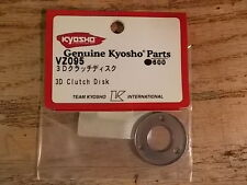 VZ095 3D Clutch Disk - Kyosho V-One VOne