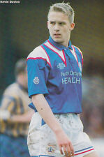 Football Photo>KEVIN DAVIES Chesterfield 1994-95