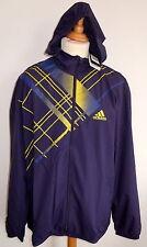 Adidas Edge wu kaputzenjacke cálido up Sport ocio chaqueta Men talla L 54 nuevo