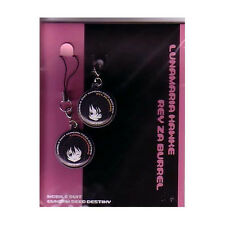 Gundam Seed Destiny Phone Strap Set Lunamaria, Rey NEW