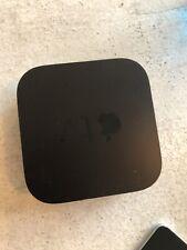 Apple TV 5th Generation Digital HD Media Streamer, No Power Lead Or HDMI