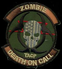USAF TACP Zombie Death On Call Patch T-2