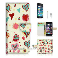 ( For iPhone 6 Plus / iPhone 6S Plus ) Case Cover P0212 Love Heart