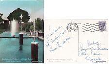 # GROTTAFERRATA: GRANDE ALBERGO TRAIANO - VIALE DELLE FONTANE   1964