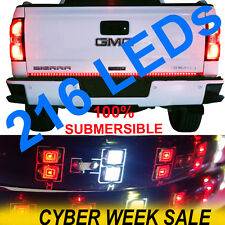 "🔴 60"" LED TAILGATE LIGHT BAR STRIP TRUCK PICK UP Running/Brake/Reverse/Signal"