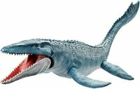 Jurassic World Real Feel Mosasaurus Figure For Thrilling Action And Adventure