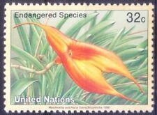 United Nations 1996 MNH, Endangered Species King of masdevallias, orchids Flower