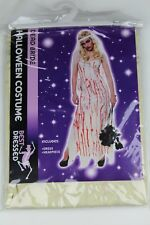 Women's Dead Bride Halloween Fancy Dress Costume One Size