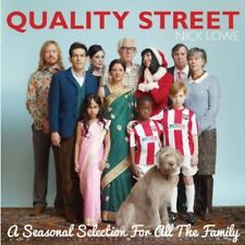 Quality Street-A Seasonal Selection For All The Fa - Nick Lowe (2013, CD NIEUW)