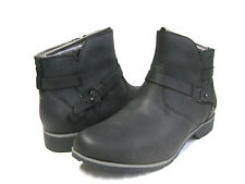 Teva De La Vina Ankle Women Boots Black US 7 /UK5 /EU38
