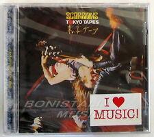 SCORPIONS - TOKYO TAPES - CD Sigillato 0724353514921