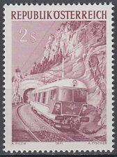 Österreich Austria 1971 ** Mi.1376 Eisenbahn Railway Train Lokomotive Locomotive