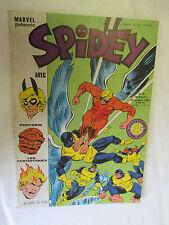 Spidey Numéro 35 du 10 Décembre 1982 (Photonik,Les Fantastiques)  / LUG