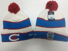 ccef3af626e Montreal Canadians Reebok NHL Cuffed Knit Beanie Toque Hat Cap 2016 Patch