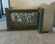 Metal tree design gate insert staircase insert Handmade entrance gate home décor