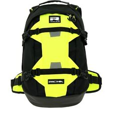 Richa Maverick Fluo Quad Strap Lock Motorcycle 20l Rucksack Waterproof Cover