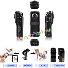 Wireless MinI /IP Fernüberwachung DVR Sicherheit Baby Monitoren MD81 Kamera WIFI